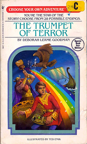 The Trumpet of Terror (Choose Your Own Adventure, #55)
