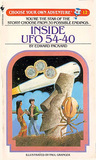 Inside UFO 54-40 (Choose Your Own Adventure, #12)