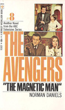 The Magnetic Man (The Avengers, #8)