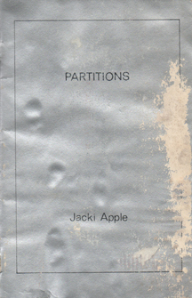 Partitions by Jacki Apple