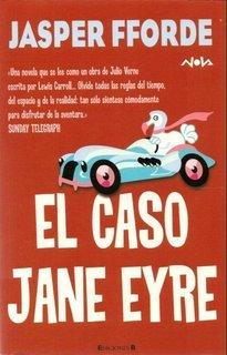 El caso Jane Eyre by Jasper Fforde