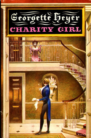 Ebook Charity Girl by Georgette Heyer TXT!