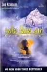 Into Thin Air: Kisah Tragis Pendakian Everest