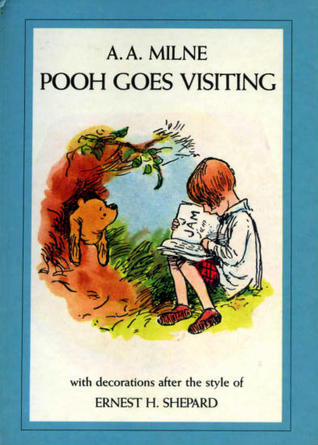 Pooh Goes Visiting (Carousel Book)