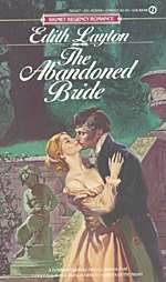 The Abandoned Bride by Edith Layton