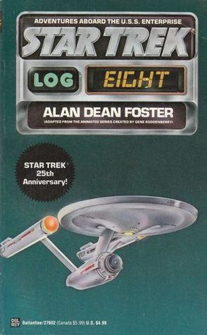 Star Trek: Log Eight (Star Trek: Log, #8)