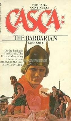 The Barbarian por Barry Sadler EPUB PDF