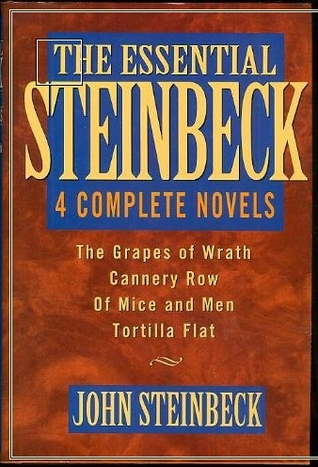 a character study of the grapes of wrath and of mice and men