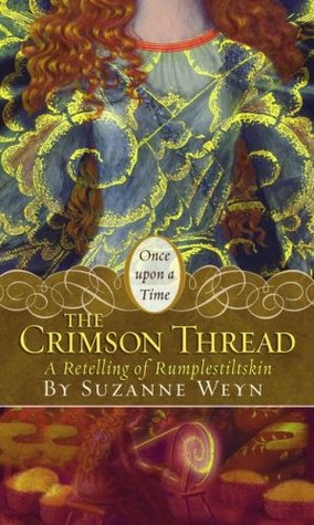 The Crimson Thread by Suzanne Weyn