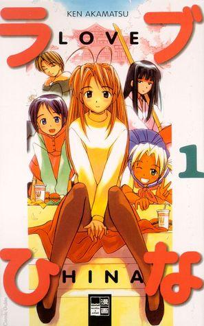 Love Hina Bd. 01