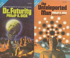 Dr. Futurity/The Unteleported Man
