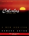Calculus: A New Horizon