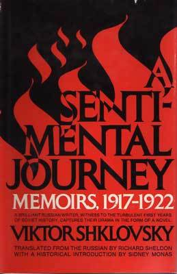 A Sentimental Journey: Memoirs, 1917-1922