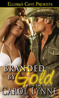 Branded by Gold(Men in Love 1)