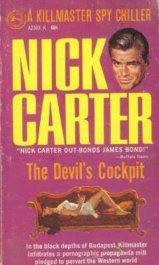 Nick Carter Killmaster Series.rar