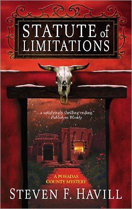 Statute of Limitations (Posadas County Mystery, #4)