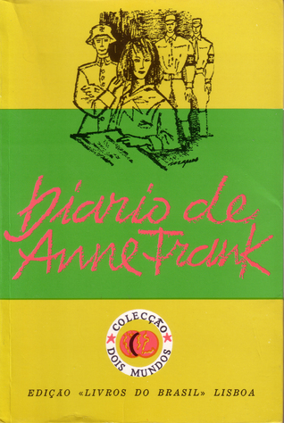 Diário de Anne Frank by Anne Frank
