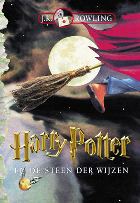 Harry Potter en de Steen der Wijzen by J.K. Rowling