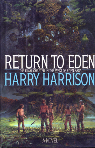 Return to eden west of eden 3 by harry harrison fandeluxe Images