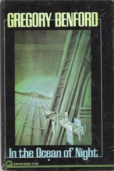 original book cover for the In the Ocean of Night