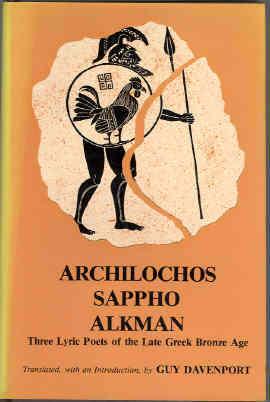 Archilochos, Sappho, Alkman by Alkman