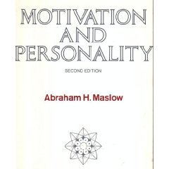 Motivation And Personality Ebook