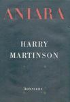 Aniara by Harry Martinson