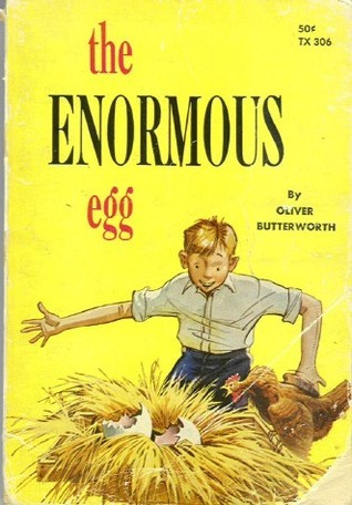 The Enormous Egg | The Book Umbrella | Novels, Eggs ...
