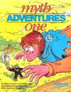 Myth Adventures One (Graphic Novel)