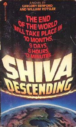 Shiva Descending by Gregory Benford
