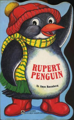 Rupert Penguin (Golden Sturdy Shape)