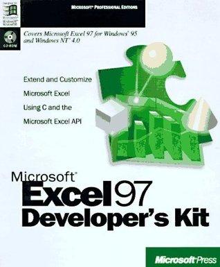Microsoft Excel 97 Developers Kit by Microsoft Corporation