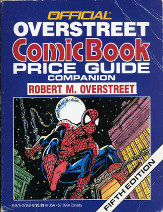 Overstreet Comic Book Price Guide Companion