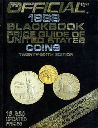 Official 1988 Blackbook Price Guide of United States Coins