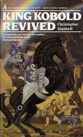 King Kobold Revived (Warlock, #3)