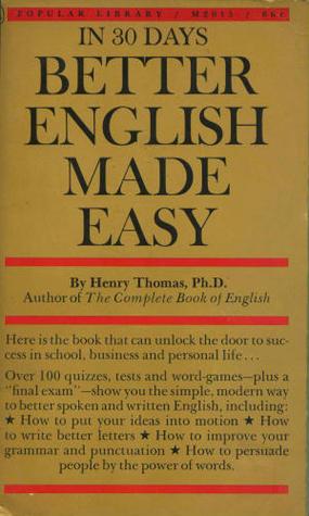 English Made Easy Book