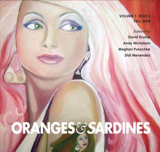 Oranges & Sardines by Bob Hicok