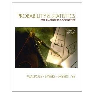 Probability and statistics for engineers and scientists by ronald e probability and statistics for engineers and scientists fandeluxe Choice Image