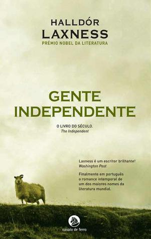 Gente Independente by Halldór Kiljan Laxness