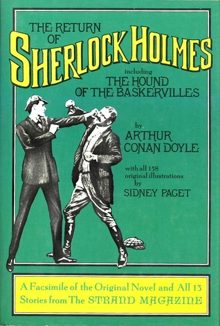 The Return of Sherlock Holmes / The Hound of the Baskervilles