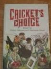 Ebook Cricket's Choice by Clifton Fadiman DOC!