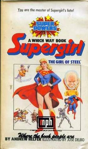 Supergirl by Andrew Helfer
