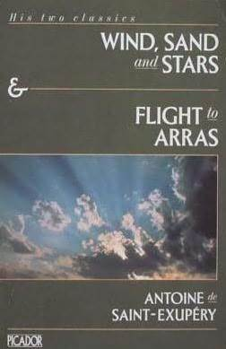 Wind, Sand and Stars; Flight to Arras