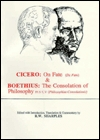 On Fate (De fato)/The Consolation of Philosophy (Philosophiae consolationis) IV. 5-7, V