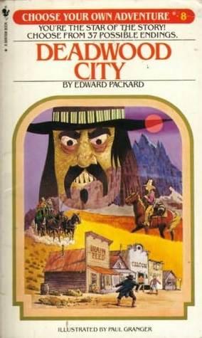 Deadwood City by Edward Packard