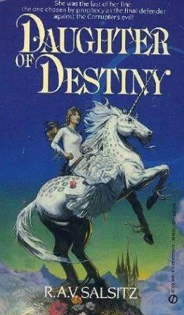 Daughter of Destiny by Rhondi A. Vilott Salsitz