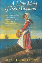A Little Maid of New England