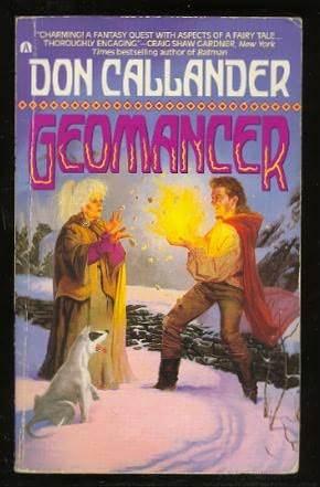 Geomancer (Mancer, #3)