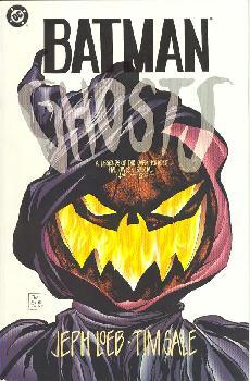 Batman: Ghosts, A Tale of Halloween in Gotham City