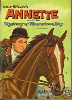 Walt Disney's Annette and the Mystery at Moonstone Bay by Doris Schroeder